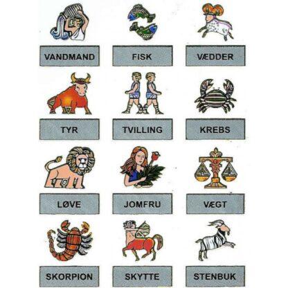 Stickers stjernetegn