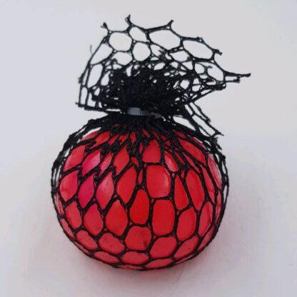 Klassisk Stressbold farveskift rød tilbud