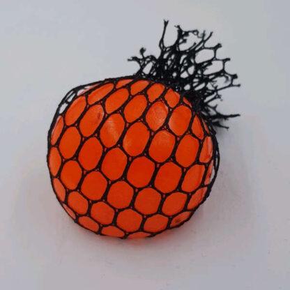 Klassisk Stressbold med farveskift orange tilbud