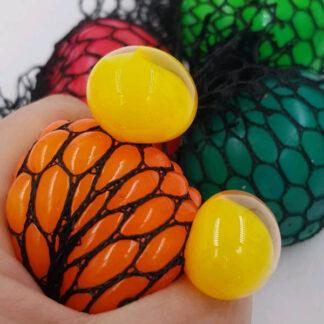 Klassisk Stressbold med farveskift tilbud